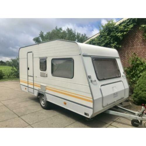 Knaus Country 415 TK Stapelbed + Zit