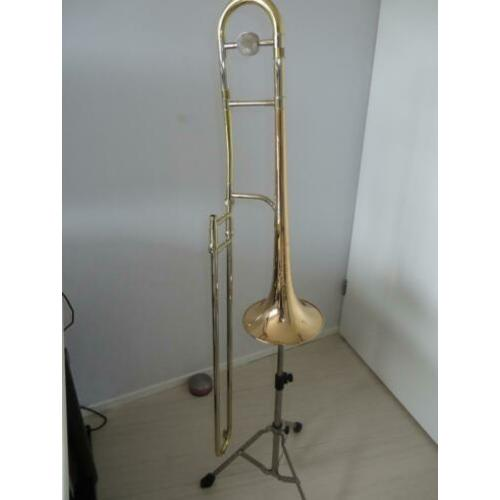 trombone king 3B goldbrass