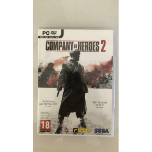Company of heroes 2 pc game