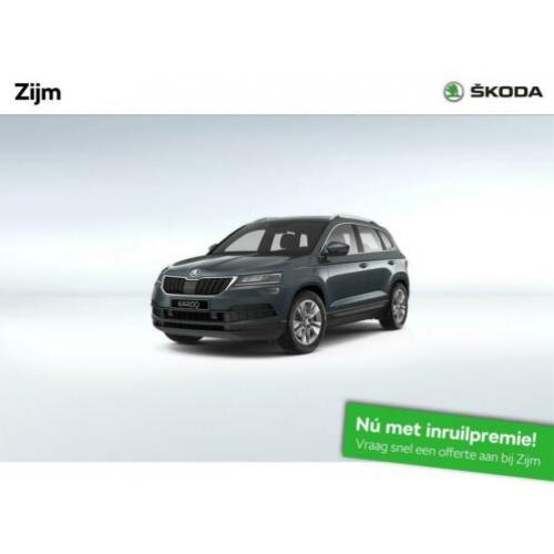 Skoda Karoq 1.5 TSI ACT Business Edition De KAROQ is een SUV