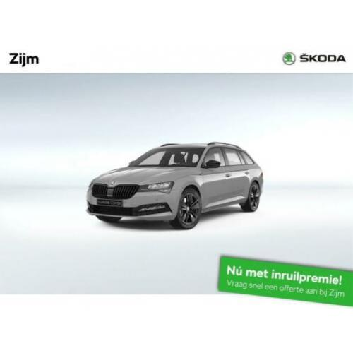 Skoda Superb Combi 1.5 TSI ACT Sportline Business MY2020 Als