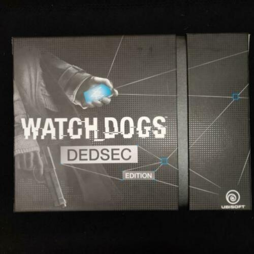 Watch Dogs Dedsec edition Playstation 4